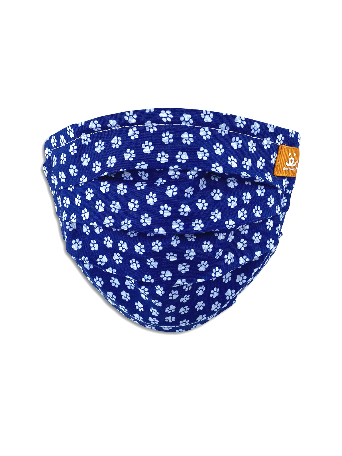 KIDS DAISY PLEATED REVERSIBLE MASK 3-PACK