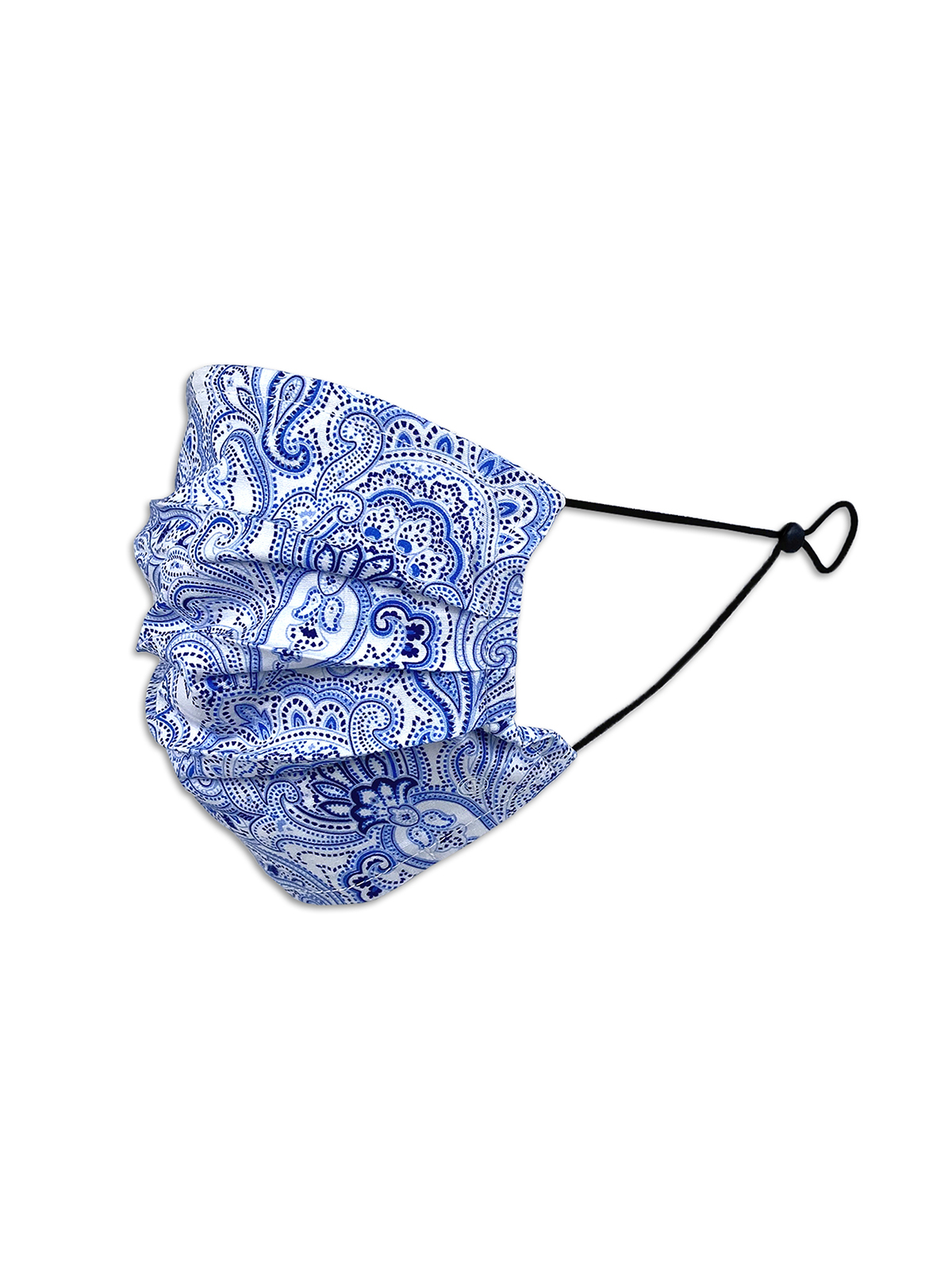 PAISLEY PLEATED MASK 1-PACK