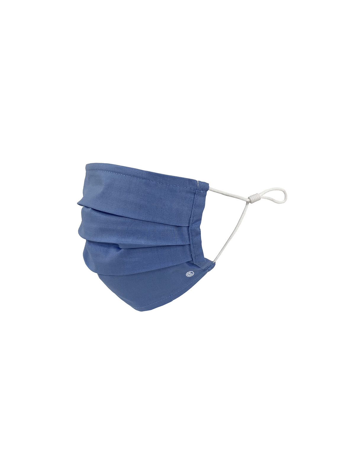 KIDS GINGHAM  PLEATED MASK 6-PACK