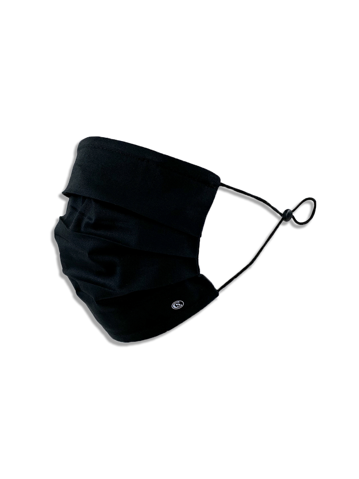 SOLID PLEATED MASK 1-PACK