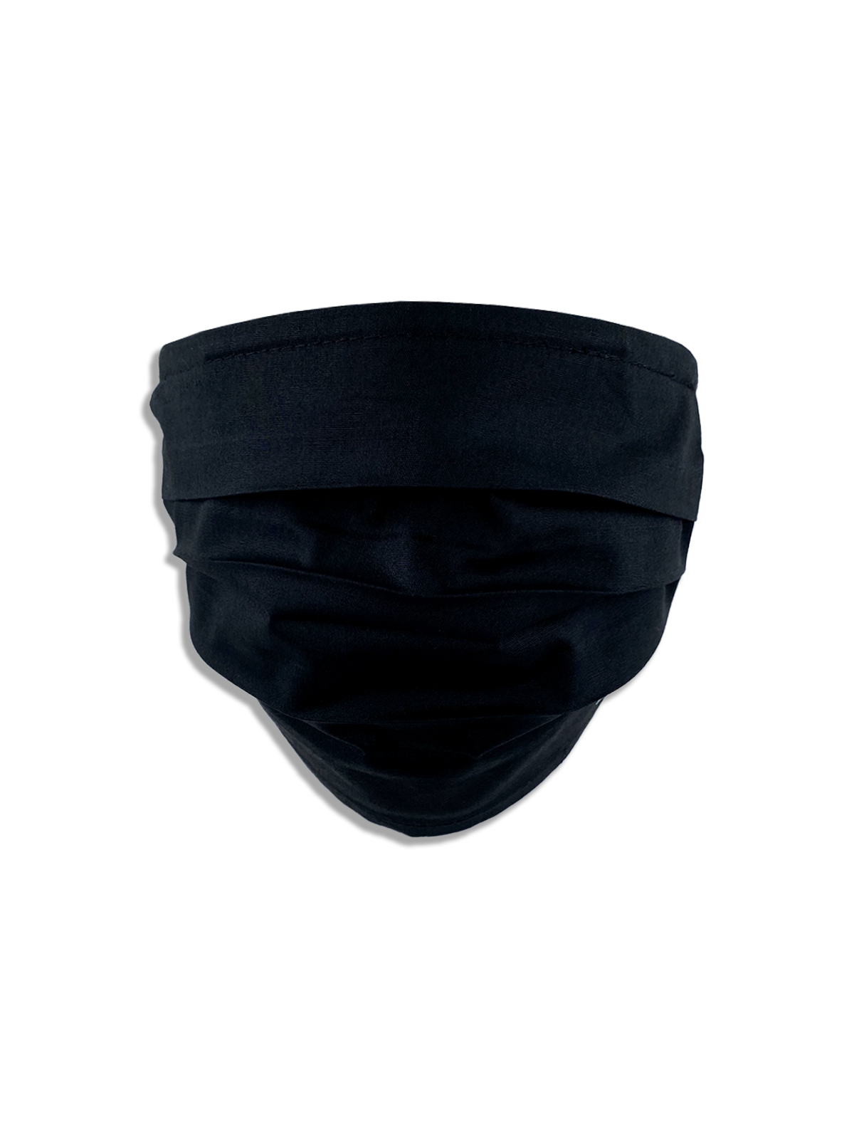 KIDS SOLID PLEATED MASK 1-PACK